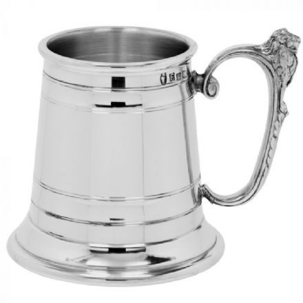 Heavy Tankard Plain
